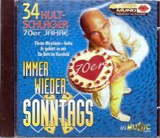 Zuckermund Erste Sahne-34 Kultschlager 70er Jahre [CD]