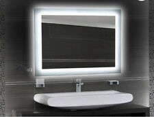 LED Bathroom Mirror by Metro Lane 50x40cm