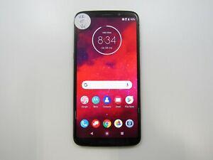 Motorola Moto Z3 XT1929-17 64GB Verizon Check IMEI Fair Condition JJ-868