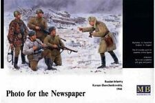 MasterBox MB3529 1/35 Photo for the Newspaper Russian Infantry Korsun