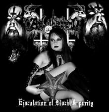 Anal Blasphemy - Ejaculation Of Black Impurity (Fin), CD