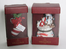 2x Villeroy & Boch, Santa's Treats Frosties und Santa's Ornaments