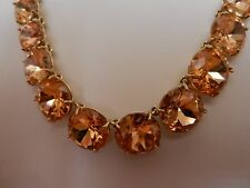 Necklace Msrp $68 Fossil Silk Glitz
