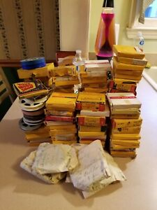 Lot Of 110 Vintage 8mm Home Movies 50's to 70s