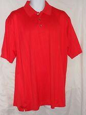 Tiger Woods Dry Fit Men's Short Sleeved Sports Shirt Large