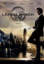 BRAND NEW DVD // LARGO WINCH // Jerome Salle , Kristin Scott Thomas //SEE PHOTOS