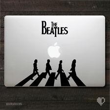 The Beatles Abbey Road Macbook Decal / Macbook Sticker