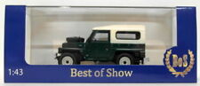 Véhicules miniatures en résine pour Land Rover 1:43