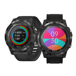 For Zeblaze VIBE 3S Blood Pressure Heart Rate Monitor Smart Watch Touch Screen
