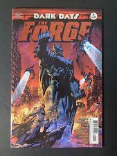 Dark Days The Forge #1 (2017) DC COMICS JIM LEE FOUL COVER NM/MT 9.8 CGC It!