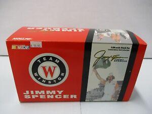 Action 1999 Jimmy Spencer Winston No Bull 1/24