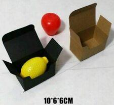Paper Gift Box For Souvenirs Item Protections Supplies 100pcslot 1066cm Boxes