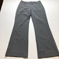 The Limited Cassidy Fit Gray Dress Pants Size 2S 2 Short A1652