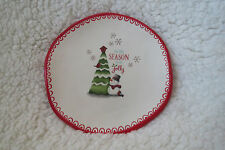 Merry Mini Plates By Grasslands Road Jolly