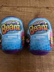 Mighty Beanz 2 Pack Pod Capsule, Series 1 Brand New Sealed Blind Capsules