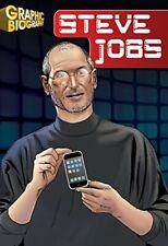 NEW Graphic Biography: Steve Jobs