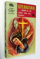 The Thing in the Mist: Supernatural Stories No. 109: Badger Books, Paperback