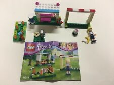 Lego Friends 41011 Stephanie's Soccer Practice (With Manual.. No Box)