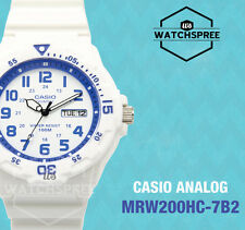 Casio Men's Diver Look Series Watch MRW200HC-7B2