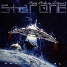 "Arjen Anthony Lucassen's Star One ""Space Metal"" CD [Space Progressive Metal]"