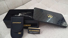 NEW Leatherman Skeletool CX in gift box 7 tools in 1 multi-tool Serrated Knife
