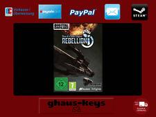 Sins of a Solar Empire Rebellion Steam Key Pc Game Code Neu Blitzversand