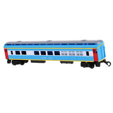 Scale Simulation Train Carriage Model Diecast Vehicle Car Toy Railroads C