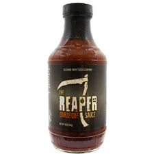 The Reaper Barbeque Sauce