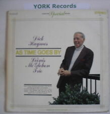 DICK HAYMES - As Time Goes By - Excellent Con LP Record