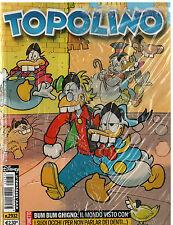 TOPOLINO 2932 BUM BUM GHIGNO 7 FEBBRAIO 2012 Blisterato da abbonamento