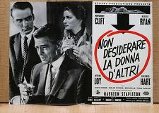 NON DESIDERARE LA DONNA D'ALTRI fotobusta poster Clift Lonelyhearts BJ2