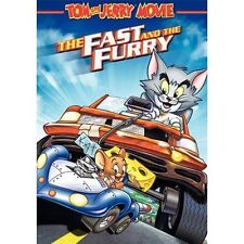 Tom and Jerry: The Fast and the Furry (DVD, 2005)
