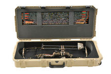 SKB Desert Tan Mathews Creed XS Bow case 3i-3614-PL-T & 2 Locking Latches