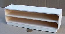 1:12 scala diritta FINITURA NATURALE bar counter DOLLS HOUSE miniatura ginnastica