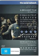 The Social Network DVD R4 NEW