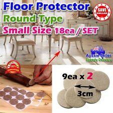 18pcs Self Adhesive Floor Furniture Scratch Protector Pad Trimming Mat Cushion
