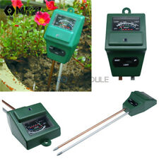 3 In 1 Soil Tester Meter for Garden Herb Plant Pot MOISTURE LIGHT PH Sensor Tool