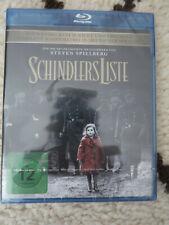 SCHINDLERS LISTE (Remastered / Restauriert) Steven Spielberg Blu-Ray NEU&OVP