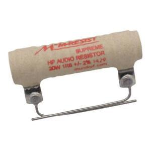 Mundorf MRES20-1,8 MResist SUPREME 1,8Ohm Widerstand 1,8R 20W 2% 853149