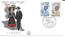 FRANCE 1967. F.D.C. CONSEIL DE L'EUROPE EUROPA  OBLIT:LE 29/4/67 STRASBOURG