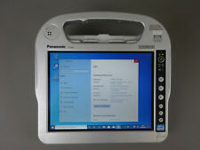 ToughBook Panasonic CF-H2 Core i5-3437U 1.90GHz 4GB RAM 128GB SSD WIN 10 Pro