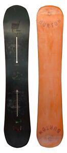 NO RESERVE > Burton Parkitect Men's Snowboard, 150cm ! USED DEMO ! $539.95 MSRP
