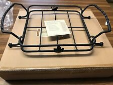 Longaberger Wrought Iron 8 x 8 Carrier NEW IN BOX