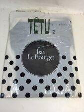 Bas Sans Couture LE BOURGET TÊTU nuance Noir Taille 2  /nos/vintage/sexy/pin-up
