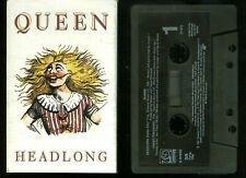Queen Headlong USA Cassette Single Tape