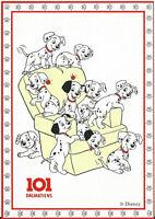 CPM - Disney carte postale - Les 101 Dalmatiens  - Postcard