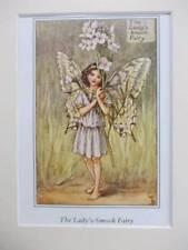 Vintage Fairies Modern (1900-79) Date of Creation Art Prints
