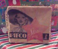 Pifco Starlites C6 Vintage Christmas Lights Box - Marion Davies - 1930 - England