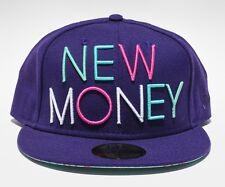 NWT ROCK SMITH NEW ERA HAT NEW MONEY ORIGINAL RELEASE PURPLE TIFFANY BLUE GREEN