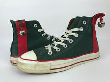 Vintage 80's Converse Christmas High Tops w/ Bells - Plz Read - Different sizes